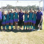 Under 13 Kingscliff Girls