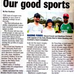 Our Good Sports News Article
